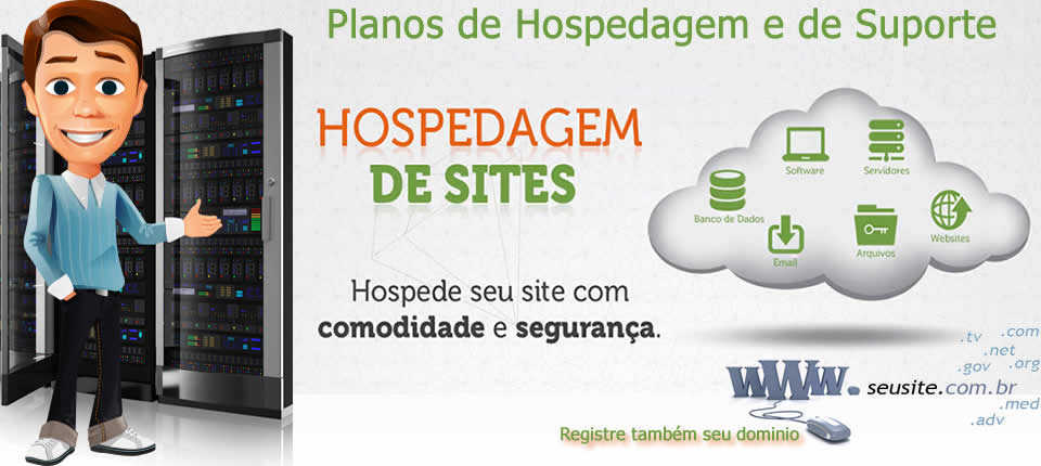 Hospedagem de Sites-Doctor Micro Pc