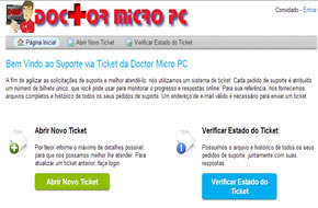 Doctor Micro PC-Sistema de Helpdesk Protocolado-Ticket